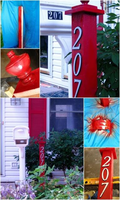 Address Post